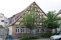 Klosterstraße in Langenzenn