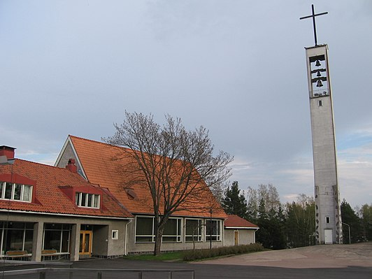Langinkoski Church