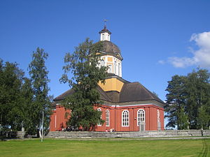 Larsmo - Larsmo Church
