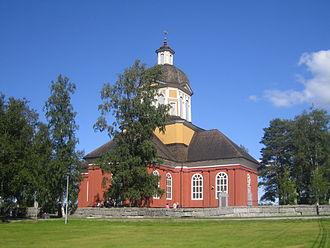 Larsmo - Larsmo Church