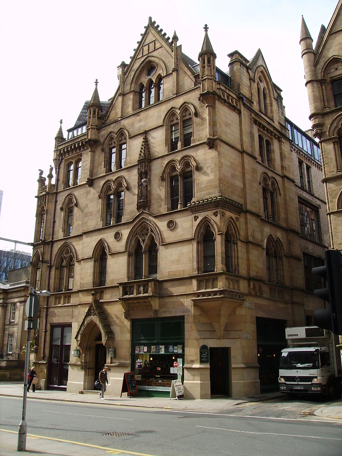 York Buildings Queen Street Edinburgh Mln Eh Hy