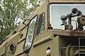 Lešany, vojenské muzeum, odpalovací zařízení komplexu OKA, detail II.JPG