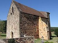 Le Buisson-de-Cadouin - Église Saint-Barthélémy de Salles -01.JPG