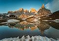 Le Pale di San Martino dalla Baita Segantini, Passo Rolle TN by Marco Zaffignani.jpg