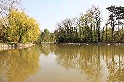 Озеро Мінім