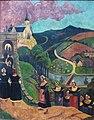 Le pardon de Notre-Dame-des-Portes à Châteauneuf-du-Faou vers 1894 Paul Sérusier.JPG