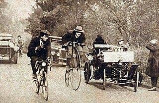 London to Brighton Veteran Car Run Annual automobile-driving event in England