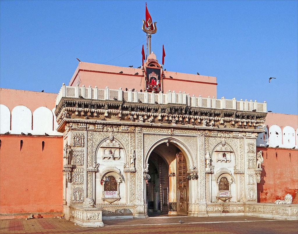 Le temple de Karni Mata (Deshnoke) (8423353617)