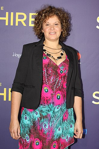 Leah Purcell - Purcell at the premiere of The Sapphires in 2012