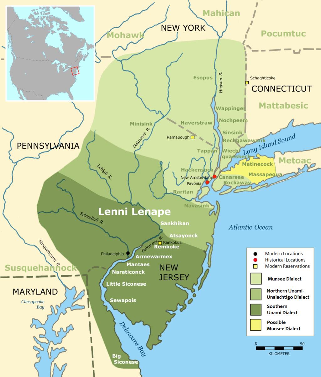 Lenape Languages