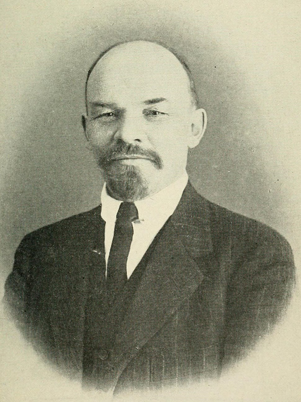 Lenin in Zürich on March 1916