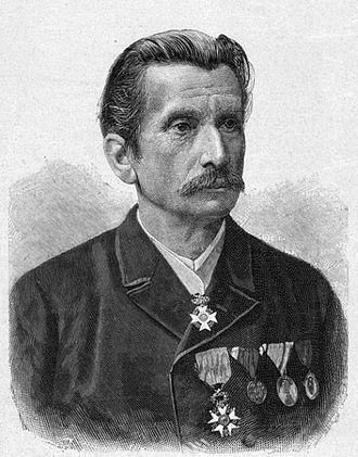 Leopold von Sacher-Masoch - Image: Leopold von Sacher Masoch, portrait 3
