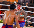 Lethwei fights Ye city Myanmar.png