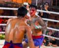 Lethwei fights Ye city Myanmar.png