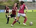 Lewes FC Women 0 West Ham Utd Women 5 pre season 12 08 2018-400 (43300085804).jpg