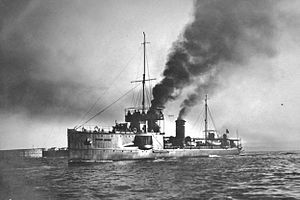 Russian destroyer Leytenant Zatsarenni - Image: Leytenant Zatsarennyy 1906 1917