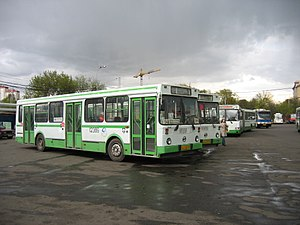 Mosgortrans - Buses operated by Mosgortrans