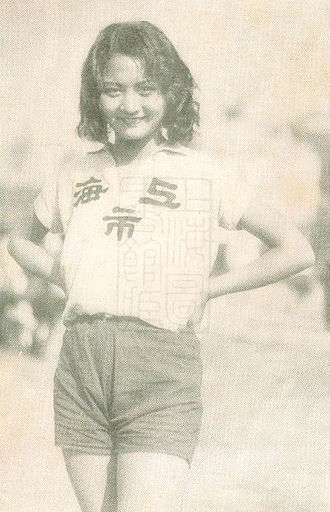 Qian Zhuangfei - Qian's daughter Li Lili was one of China's most popular movie stars in the 1930s.