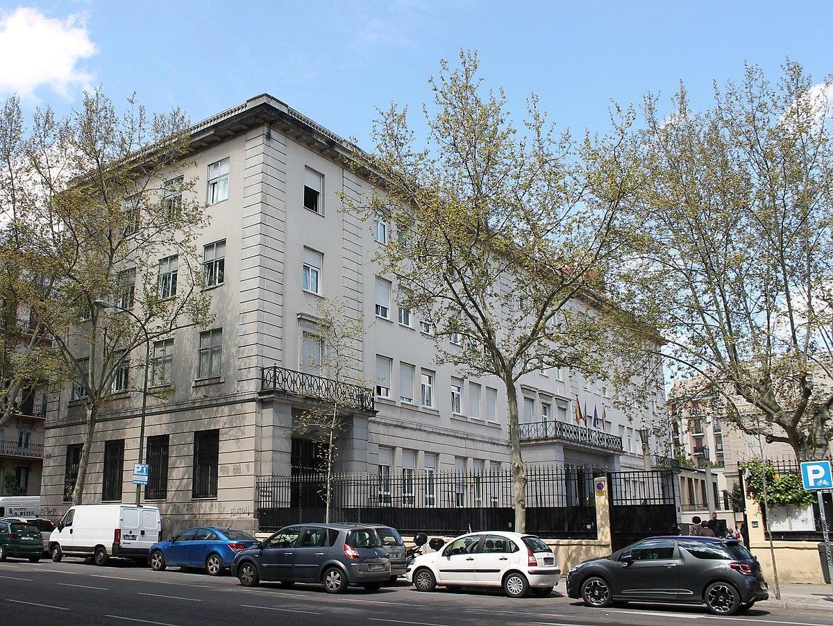 scuola statale italiana di madrid