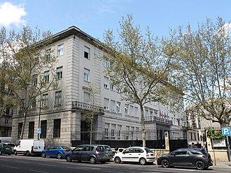 Scuola Statale Italiana di Madrid - Scuola Statale Italiana di Madrid
