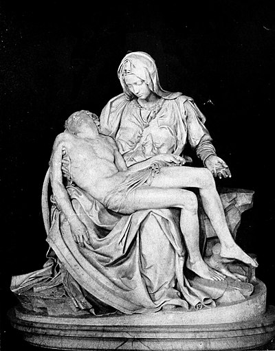 Life of Michael Angelo, 1912 - Pieta.jpg