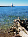 Lighthouse x 2, Southampton, Ontario.jpg