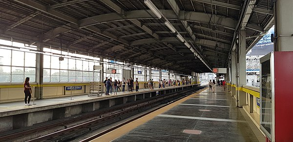 Quezon Avenue Station Line 3 Wikivisually