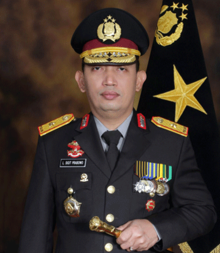 Listyo Sigit Prabowo, Banten Police Chief.png