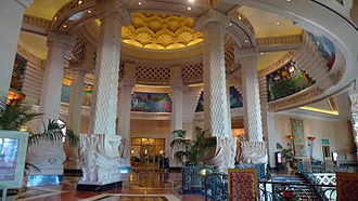 Atlantis Paradise Island - Lobby Atlantis Paradise Island