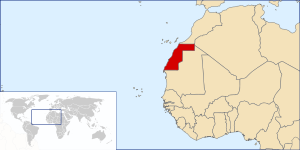 LocationWesternSahara.svg