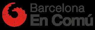 Barcelona en Comú - Image: Logo Be C