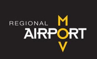 Mid-Ohio Valley Regional Airport - Image: Logo of Mid Ohio Valley Regional Airport