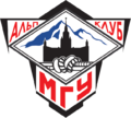 Logo of Mountaineering Club of Moscow State University.png