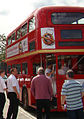 London Transport Museum Routemaster prototype RM1 (SLT 56), Upminster tube depot 50th anniversary open weekend (1).jpg