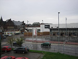 Longton bus station from the railway station - geograph.org.uk - 74535.jpg