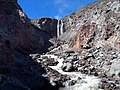Loowit Falls at Mount St. Helens in Washington 1.jpg