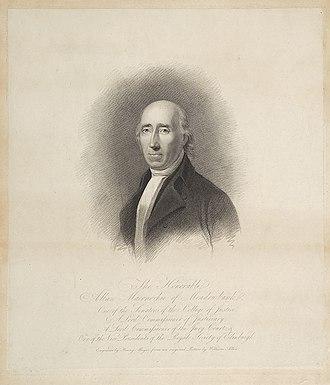 Alexander Maconochie, Lord Meadowbank - Lord Meadowbank.