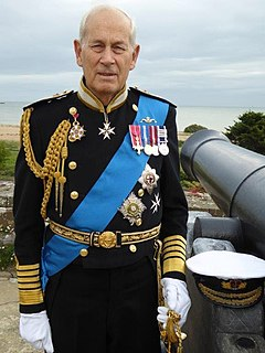 Michael Boyce, Baron Boyce Royal Navy officer