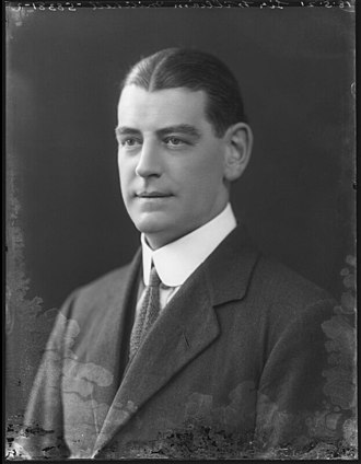 William Mitchell-Thomson, 1st Baron Selsdon - Image: Lord Selsdon