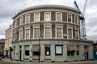 The Deadly Affair - The former Balloon Tavern