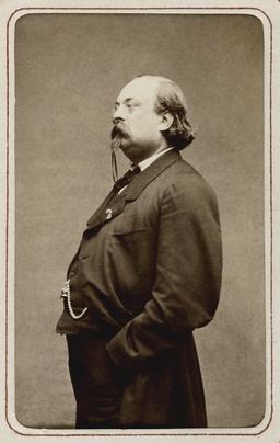 Louis Bouilhet par Carjat BNF Gallica
