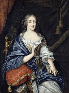 Louise de La Vallière mistress of Louis XIV