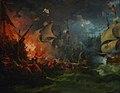 Loutherbourg-La Défaite de l'Invincible Armada (2).jpg