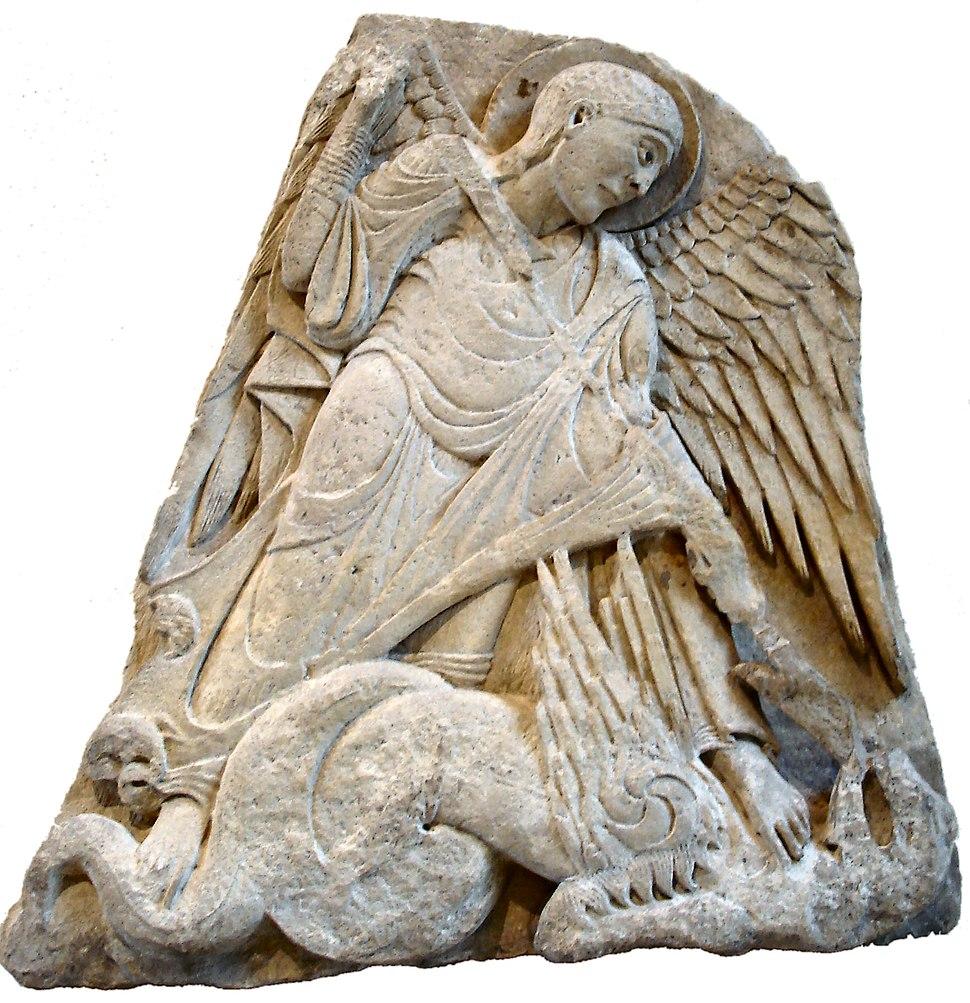 Louvre saint michel rf1427