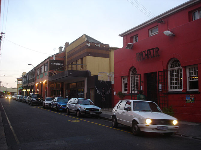 Lower Main Road, Observatory, Cape Town