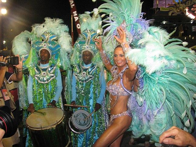 Samba by http://www.flickr.com/photos/17281186@N00/