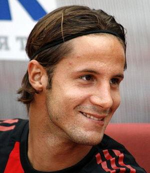 Luca Antonini - Antonini in 2008