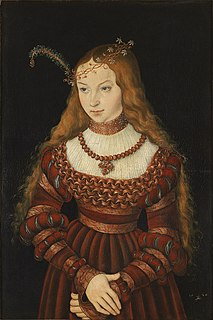 Sibylle of Cleves Electress of Saxony