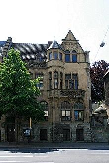 Bismarckstraße Mönchengladbach bismarckstraße 99 mönchengladbach