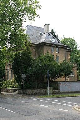 Gartenstraße in Mönchengladbach